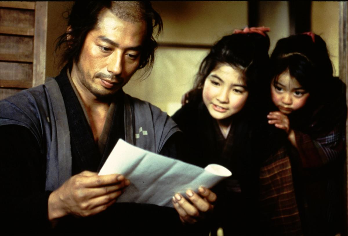 """Samuráis de bambú"" El ocaso del samurái (2002) Yôji Yamada"