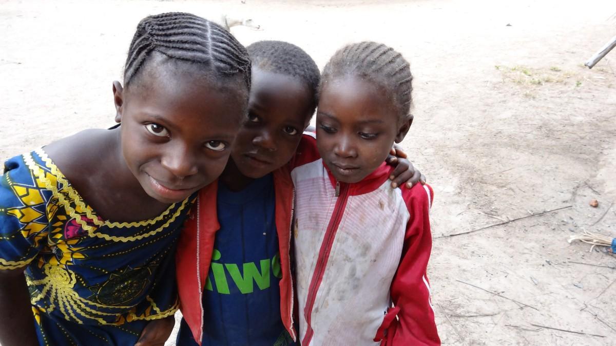 Pinceladas sobre Guinea
