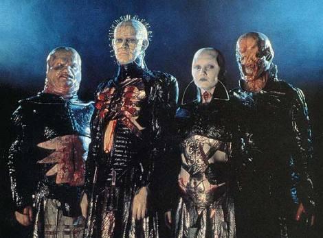 Personajes de Hellraiser