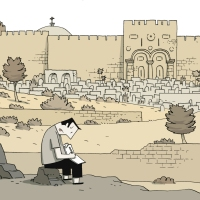 El cómic de viaje de Guy Delisle: Shenzhen (SZX9) -- Pyongyang (FNJ)