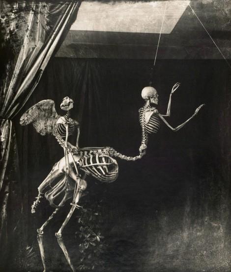 Cupido y centauro de Joel-Peter Witkin