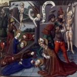 El martirologio católico y cristiano