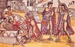 Rituales Aztecas de sacrificio al sol