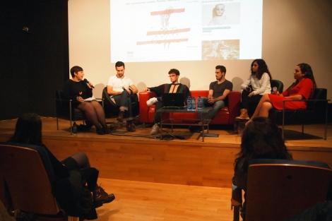Arturo Sánchez (1990), Annie Costello (1992), Miguel Rual (1992), Óscar García Sierra (1994) y Rosa Berbel (1997)