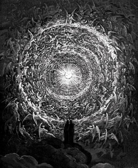Empyrean, por Gustave Dore