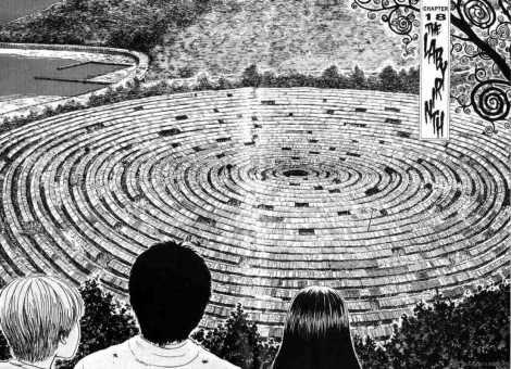 Uzumaki-Labirinto