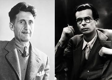 Orwell y Huxley