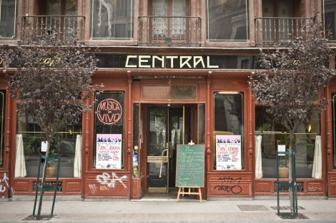 Café Central | Fotografía de Mario Martín