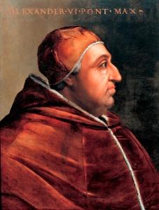 Alejandro VI Borgia